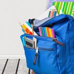 backpack school supplies