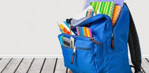 backpack school supplies 300x148 backpack school supplies